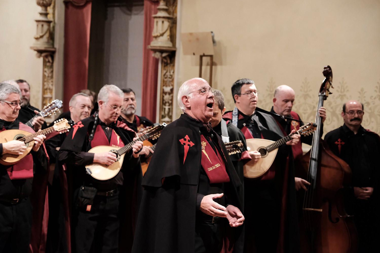 Troyanos de Compostelano Paraninfo ©Xaime Cortizo