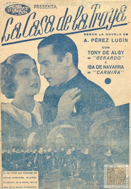 Cartel da película (1925)