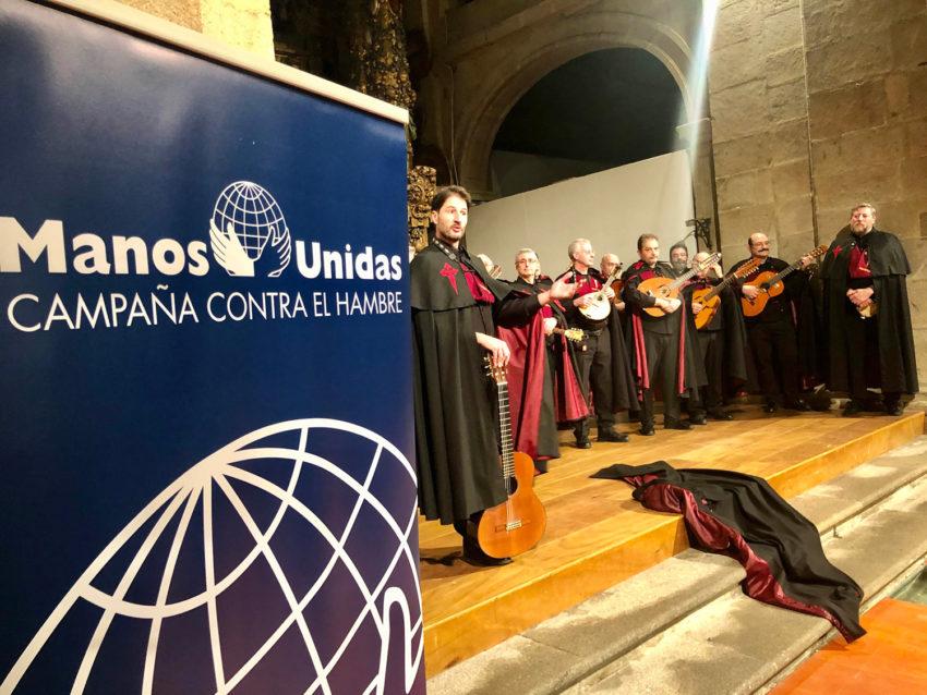 Concerto de Troyanos de Compostela para Manos Unidas