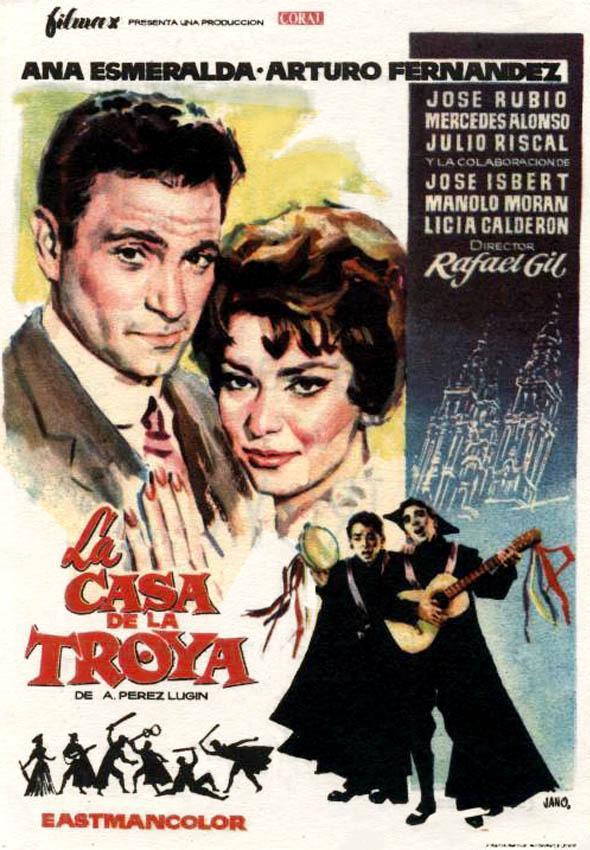 Cartel da película (1959)